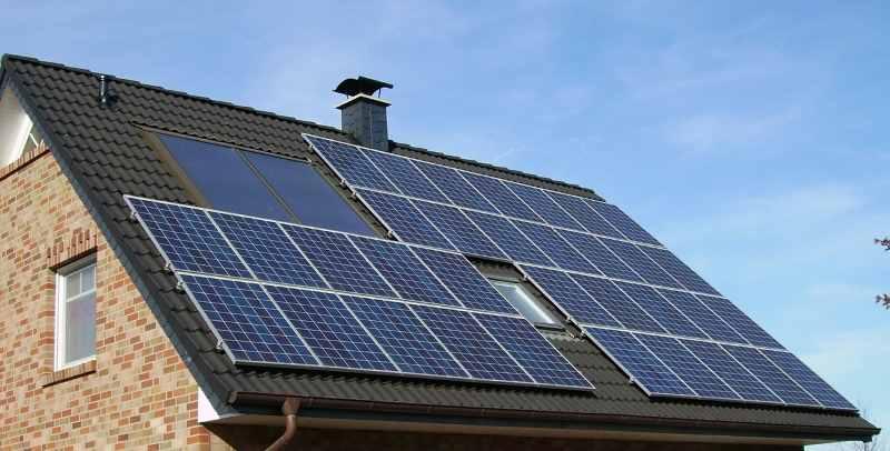 Edificio risparmio energetico