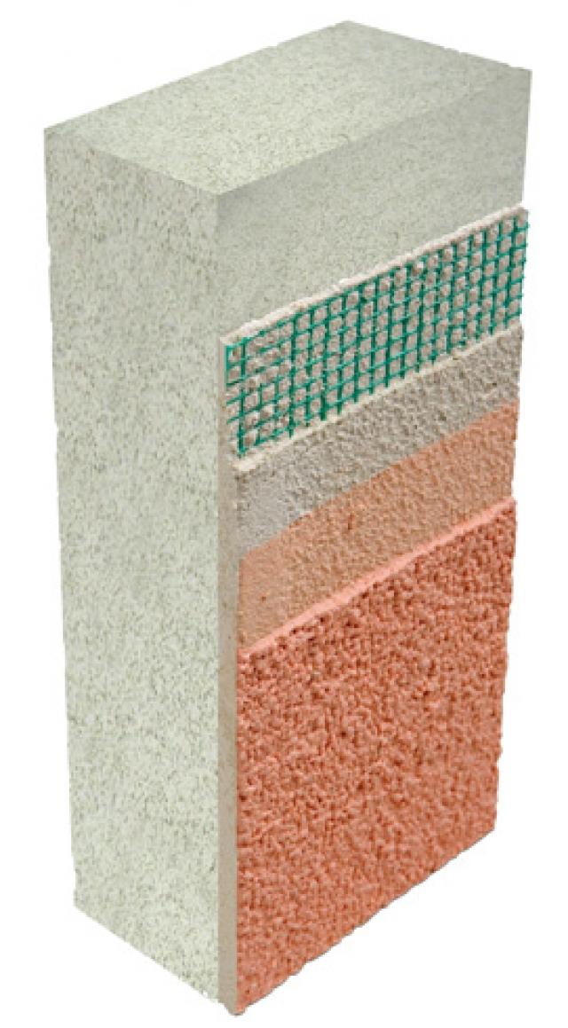 Cappotto termico interno per un isolamento termico interno - Isolamento termico soffitto interno ...