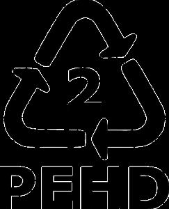 Simbolo PEHD