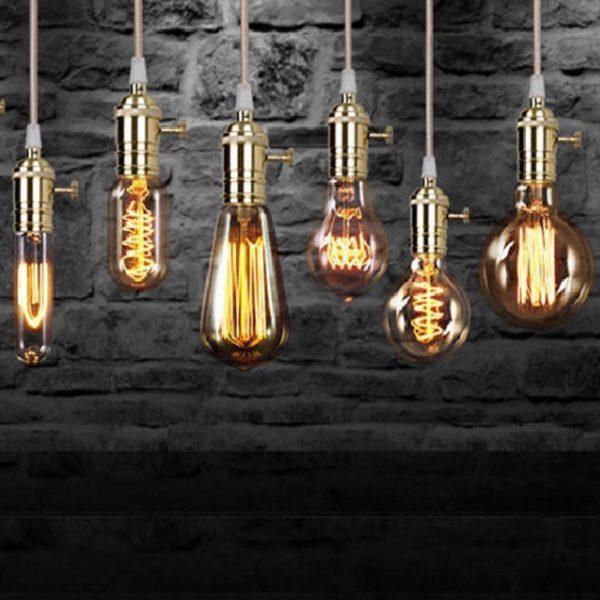 Lampade LED con filamento